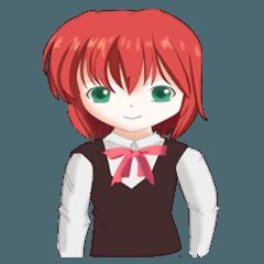 赤毛の日記