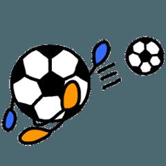 [LINEスタンプ] サッカー 1 (1)