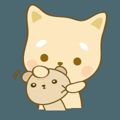 little shiba meow ~ vo.1