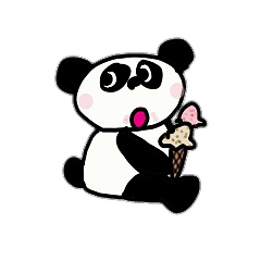 パンダとにかくパンダ