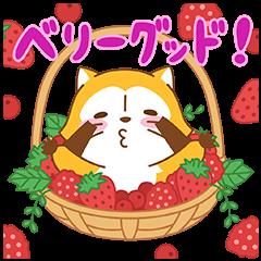 フルーツラスカル☆ ポップアップスタンプ