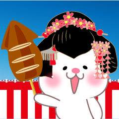 殿姫にゃんこ3 ~夏祭り編~