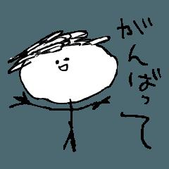 らくがきしたよ!(日本語)