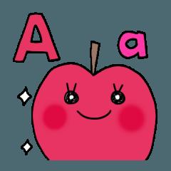 アルファベット遊び♡ABCスタンプ