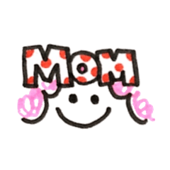 [LINEスタンプ] ママの日常スタンプ (1)