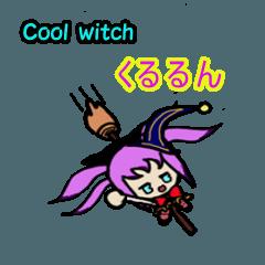Cool witch くるるん