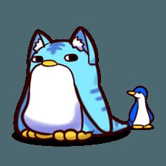 ネコペンギン