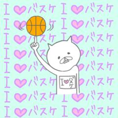 やっぱりバスケが好きです。