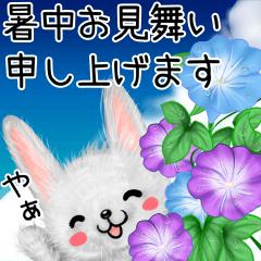 ヌイうさぎ 関西弁版 初夏から夏