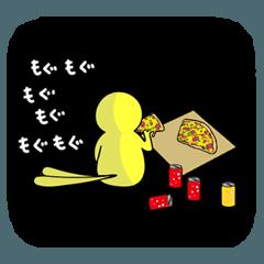 [LINEスタンプ] ぴよぴよ☆2 (1)