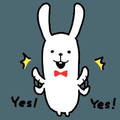 可愛すぎないウサギ【基本セット】