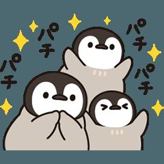うごく!ほのぼの子ペンギン