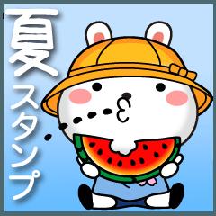 幼稚園児うさぎ3 夏休み子供スペシャル