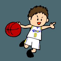 バスケが好き。男子ver.