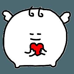[LINEスタンプ] ぴぴちゃん (1)