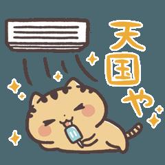 関西弁にゃんこ・夏!