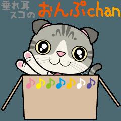 垂れ耳スコのおんぷchan