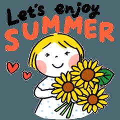 仲良しともだち Let's enjoy SUMMER