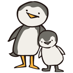 ピポンのペンギンさん