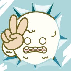 動く!雪男のユキオ第二弾