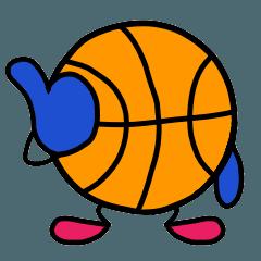 バスケットボール2(敬語)
