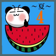 ぱんだの時間です4~夏~