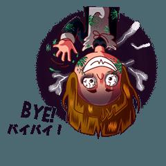 Scarehunter Maid