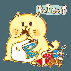Fat cat.Part1.