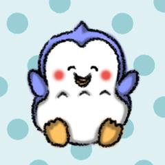 かわいいペンギン