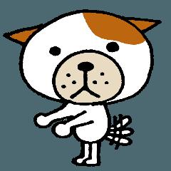 [LINEスタンプ] アジオ (1)