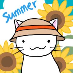 ねこ生活5<夏>