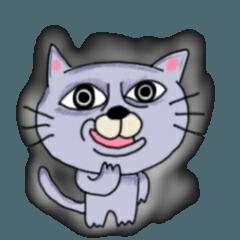 性格の悪い猫