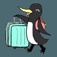 あわてん坊ペンギン DX