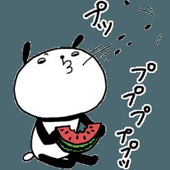 おちゃめな大阪パンダ〜夏〜