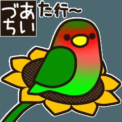 こざくらいんこ [Ver6](動く・あいづちNo2)