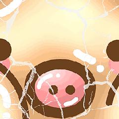 [LINEスタンプ] うごけ!ぶーぶーちゃん