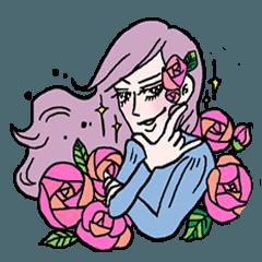 オノマトペな女たち