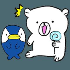 しまちゃん×きゅーちゃん〜めちゃ使う編〜