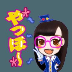 のんちゃん★動くよ part1