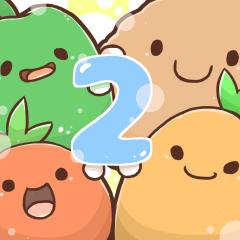野菜スタンプ2 アニメーション