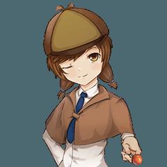 探偵スイーちゃん