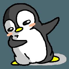 ペンギンの日常会話スタンプ