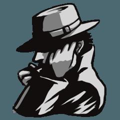 スパイ達のスタンプ