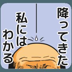 [LINEスタンプ] 使える!お天気スタンプ (1)