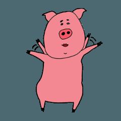 豚の気持ち