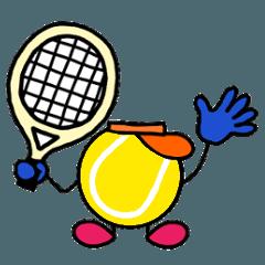 テニス1....