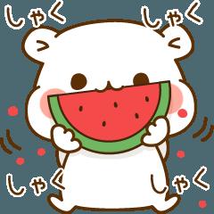 ゲスくまの夏&秋★