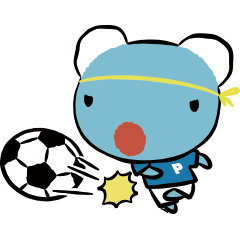 ゆるかわペネロペ ~スポーツ編~