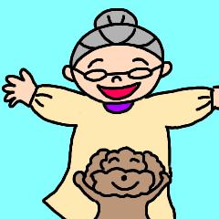 藤子おばあちゃん「秋編」