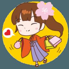 桜ちゃんが、中国語を話しましょう-2